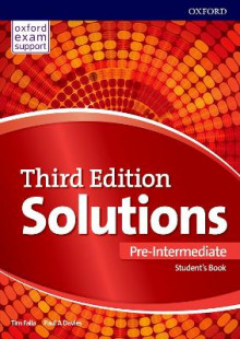 Solutions: Pre-Intermediate: Student's Book av Paul Davies og Tim Falla (Heftet)