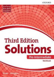 Solutions: Pre-Intermediate: Workbook av Paul A. Davies og Tim Falla (Heftet)