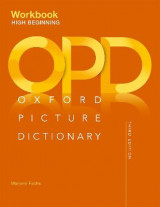 Omslag - Oxford Picture Dictionary: High-Beginning Workbook