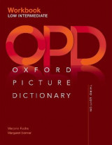 Omslag - Oxford Picture Dictionary Low-Intermediate Workbook
