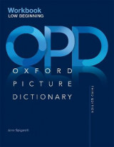 Omslag - Oxford Picture Dictionary: Low-Beginning Workbook