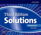 Omslag - Solutions 3e Advanced Class CD X3
