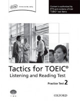Omslag - Tactics for TOEIC (R) Listening and Reading Test: Practice Test 2