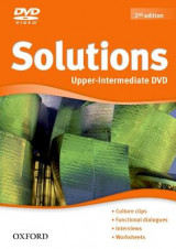 Omslag - Solutions: Upper-intermediate: DVD-ROM
