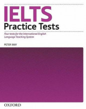 IELTS Practice Tests: Without Key av Peter May (Heftet)