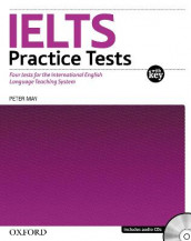 IELTS Practice Tests:: With explanatory key and Audio CDs (2) Pack av Peter May (Blandet mediaprodukt)