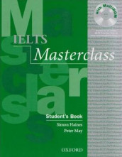 IELTS Masterclass: Student's Book with MultiROM av Simon Haines og Peter May (Blandet mediaprodukt)