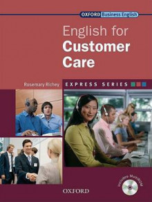 Express Series: English for Customer Care av Rosemary Richey (Blandet mediaprodukt)