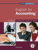 Omslag - Express Series: English for Accounting