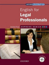 Omslag - Express Series: English for Legal Professionals