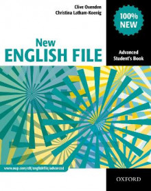 New English File: Advanced: Student's Book av Clive Oxenden og Christina Latham-Koenig (Heftet)