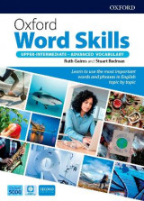 Omslag - Oxford Word Skills: Upper-Intermediate - Advanced: Student's Pack