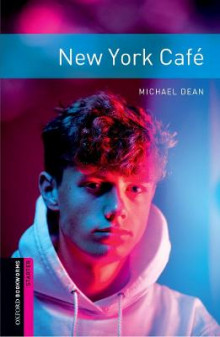 Oxford Bookworms Library: Starter Level:: New York Cafe audio pack av Michael Dean (Blandet mediaprodukt)