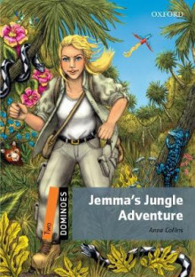 Dominoes: Two: Jemma's Jungle Adventure Audio Pack av Anne Collins (Blandet mediaprodukt)