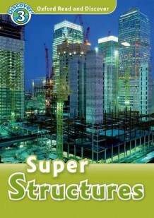 Oxford Read and Discover: Level 3: Super Structures Audio CD Pack av Fiona Undrill (Blandet mediaprodukt)