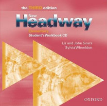 New Headway: Elementary Third Edition: Student's Workbook Audio CD av John Soars og Liz Soars (Lydbok-CD)