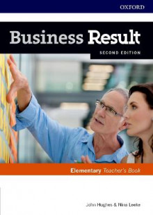 Business Result: Elementary: Teacher's Book and DVD av John Hughes og Nina Leeke (Blandet mediaprodukt)