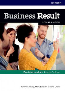 Business Result: Pre-intermediate: Teacher's Book and DVD av David Grant, Jane Hudson og John Hughs (Blandet mediaprodukt)