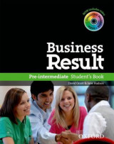 Omslag - Business Result: Pre-Intermediate: Student's Book with DVD-ROM and Online Workbook Pack