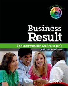 Business Result: Pre-Intermediate: Student's Book with DVD-ROM and Online Workbook Pack (Blandet mediaprodukt)