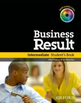 Omslag - Business Result: Intermediate: Student's Book with DVD-ROM and Online Workbook Pack