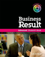 Omslag - Business Result: Advanced: Student's Book with DVD-ROM and Online Workbook Pack