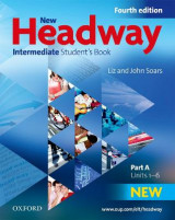 Omslag - New Headway: Intermediate B1: Student's Book A
