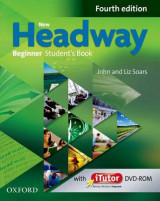Omslag - New Headway: Beginner A1: Student's Book and iTutor Pack