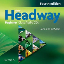 New Headway: Beginner A1: Class Audio Cds av Liz Soars og John Soars (Lydbok-CD)