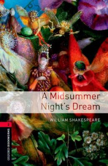 Oxford Bookworms Library: Level 3: A Midsummer Night's Dream av William Shakespeare (Blandet mediaprodukt)