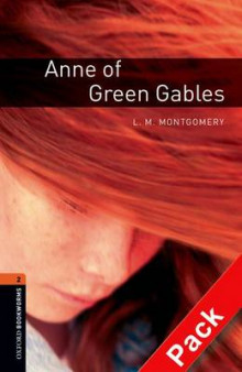 Oxford Bookworms Library: Level 2: Anne of Green Gables av L. M. Montgomery (Blandet mediaprodukt)