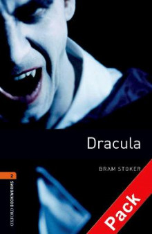 Oxford Bookworms Library: Level 2: Dracula: Fantasy and Horror av Bram Stoker (Blandet mediaprodukt)
