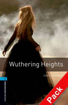 Oxford Bookworms Library: Level 5: Wuthering Heights: 1800 Headwords av Emily Bronte (Blandet mediaprodukt)