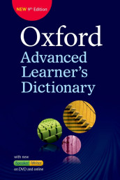 Oxford advanced learner's dictionary of current English av A.S. Hornby (Heftet)