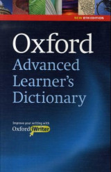 Omslag - Oxford advanced learner's dictionary of current english