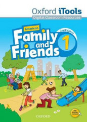 American Family and Friends: Level One: iTools av Jenny Quintana, Naomi Simmons og Tamzin Thompson (Digitalt format)