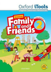 American Family and Friends: Level Two: iTools av Jenny Quintana, Naomi Simmons og Tamzin Thompson (Digitalt format)