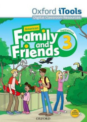 American Family and Friends: Level Three: iTools av Jenny Quintana, Naomi Simmons og Tamzin Thompson (Digitalt format)