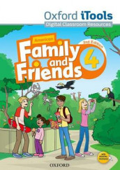 American Family and Friends: Level Four: iTools av Jenny Quintana, Naomi Simmons og Tamzin Thompson (Digitalt format)