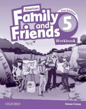 American Family and Friends: Level Five: Workbook av Jenny Quintana, Naomi Simmons og Tamzin Thompson (Heftet)