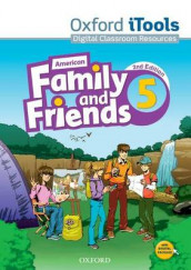 American Family and Friends: Level Five: iTools av Jenny Quintana, Naomi Simmons og Tamzin Thompson (Digitalt format)
