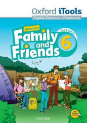 American Family and Friends: Level Six: iTools av Jenny Quintana, Naomi Simmons og Tamzin Thompson (Digitalt format)