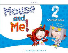 Mouse and Me!: Level 2: Student Book av Mary Charrington og Charlotte Covill (Heftet)