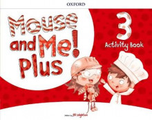 Mouse and Me Plus: Level 3: Activity Book av Jill Leighton (Heftet)