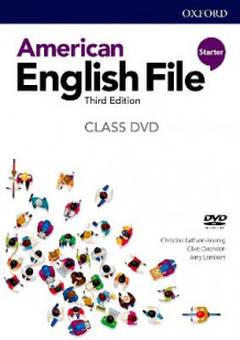 American English File: Starter: Class DVD (DVD-ROM)