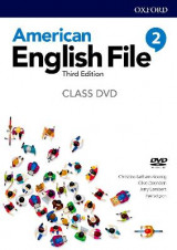 Omslag - American English File: Level 2: Class DVD