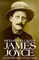 James Joyce av Richard Ellmann (Heftet)