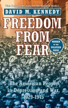 Freedom from Fear av David M. Kennedy (Innbundet)