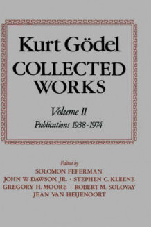 Kurt Godel: Collected Works: Volume II av Kurt Godel (Innbundet)