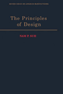 The Principles of Design av Nam P. Suh (Innbundet)
